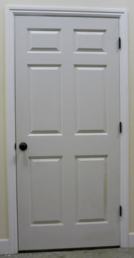Prehung Interior 6 Panel Door