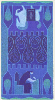 Tarot de Dante - Dos