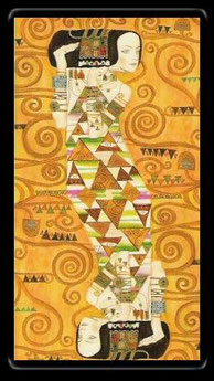Golden Tarot of Klimt - Dos
