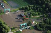 Luftbilder Hochwasser Rothenb.