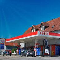 Tankstelle ESSO Teublitz