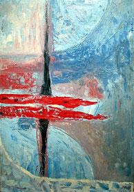 Malerei Trier, Trierer Malerei, Margrit Schweicher, Kunst, 50er Jahre