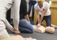 first aid at work training course FAW