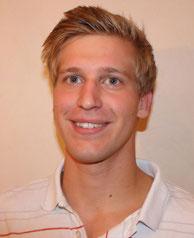 Sportwart Stefan Freitag