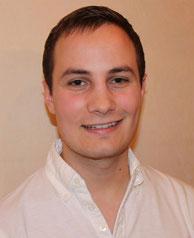 Jugendwart Simon Kreuzwieser
