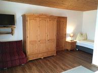 Appartement 2 - Zusatzbett