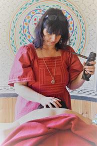 Schamanische  Energiearbeit bei Shantiwoman