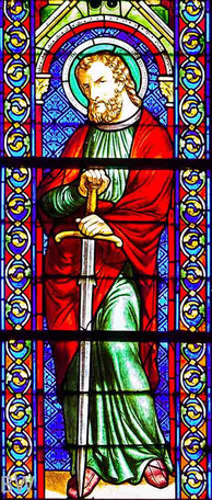 Saint Mathias