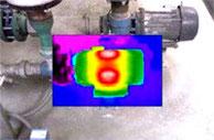 Termografía sistemas de bombeo