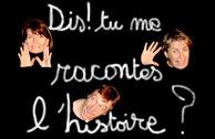DIS ! TU ME RACONTES L'HISTOIRE ? - saison 2009/2010 - LES GUIGNOLOS - Spectacles pour enfants
