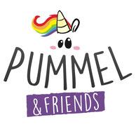 PUMMEL & FRIENDS von ©Pummeleinhorn sind bei uns eingezogen.