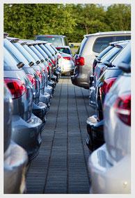 PKW-Ortung von gewerblichen Fahrzeugen