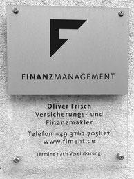 Kontakt, Finanzmanagement, Oliver Frisch