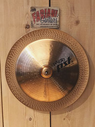"Paiste 18""China Crash PST 5 Serie, Fabiani Guitars Calw, Musikinstrumente in Deiner Region PLZ 75..."