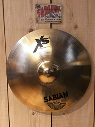"Sabian 20"" Medium Ride Crash Becken, XS 20 Serie, Musik Fabiani Guitars Calw"