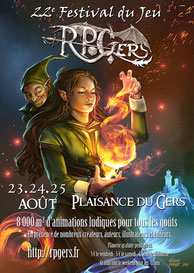 Festival du Jeu RPGers - Camping Gers Arros (1)