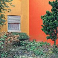 PETER BRAUNHOLZ, ECKE VII, 60 x 60 cm (auch in 40 x 40 cm erhältlich), Archivpigmentprint auf Hahnemühle Photo Rag Ultra Smooth, Halbe Objektahmen mit Mirogard Museumsglas, Nr. 2/13+2AP, Print: € 1.800,-- zzgl. Rahmung (€ 350,--)