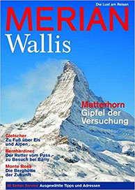Merian Wallis Reiseführer Zermatt