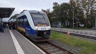 648 174 der evb (Eisenbahnen und Verkehrsbetriebe Elbe-Weser),