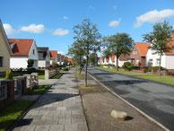 Straße Im Mittelteil, Cuxhaven