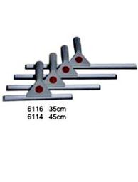 6116 y 6114. Jalador Plástico Profesional. Medidas: 35 cm y 45 cm. Wonderfultools