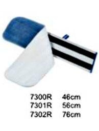 7300R, 7301R, 7302R. Funda Mop de Microfibra. Medidas: 46cm, 56 cm. 76 cm. Wonderfultools
