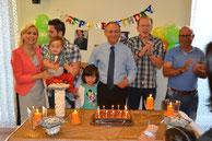 Festa dos aniversariantes 31.05.15