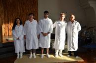 Fotos Batismo Maio