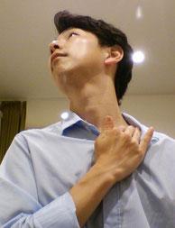 肩こりが原因のめまいふらつきを改善する方法