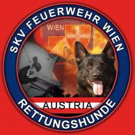 skv sektion rettungshundestaffel logo