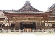金剛峯寺本堂