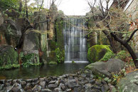 徳川園 龍門の瀧