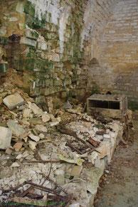 Fundstücke aus der Anlage