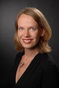 unsere Sopranistin Friederike Urban