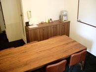 フルオーダーテーブル&サイドボード
