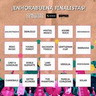 Web Sandevid / Finalistas Concurso