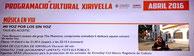 Programación Casa Cultura Xirivella (2016)