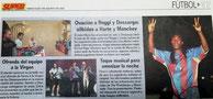 Diario Super Deporte (03-08-2005)