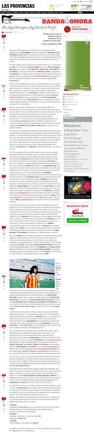 Diario Las Provincias (18-03-2013)