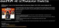 Boletin Actualidad Musical, Movida Valenciana (2008)