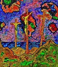 """""""Crucifixión"""" (1998)"""