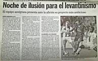 Diario Las Provincias (04-08-2007)
