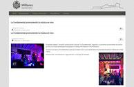 Web Ayuntamiento Millares (2018)