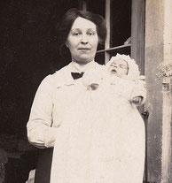 Janvier 1915 : Un bébé est né