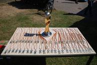 WM Pokal Mobile Fussballschule Sandra Minnert Fussballcamp