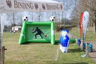 Fussballcamp mit Sandra Minnert Fussballschule in Hessen, Saarland