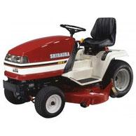 Shibaura GT161 48 Lawn Tractor