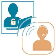 L'accès au psychologue en téléconsultation est simple, pratique et confidentiel