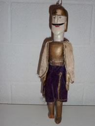 Marionnette à tringle liégeoise, soldat