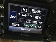 AI Focus / Fokussierung